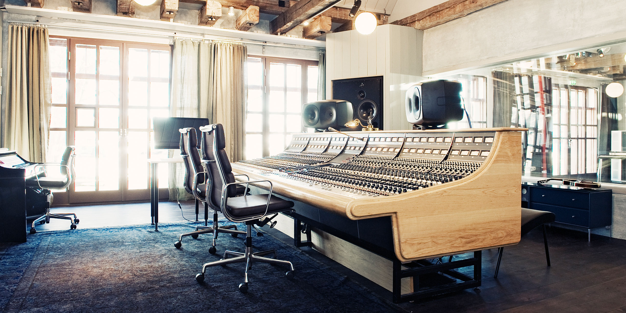 NEVE 8068 64 CH CONSOL.