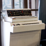 Mellotron and Minimoog